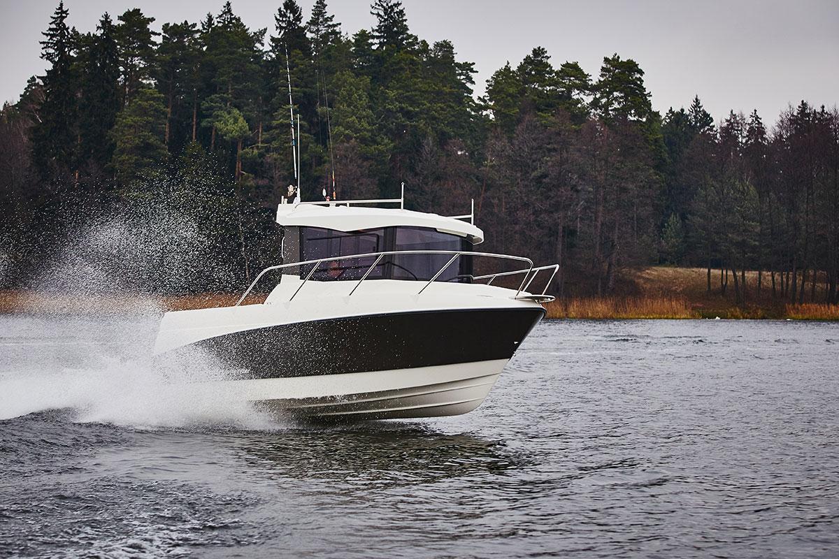 Pegazus 560 Top Fisher