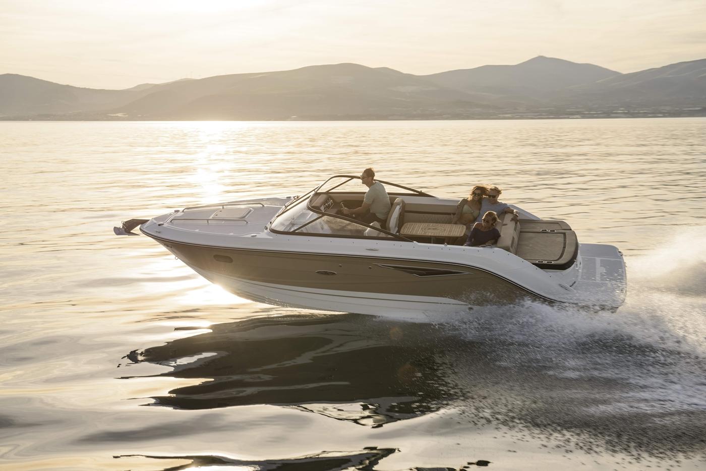 Sea Ray Sun Sport 250 E
