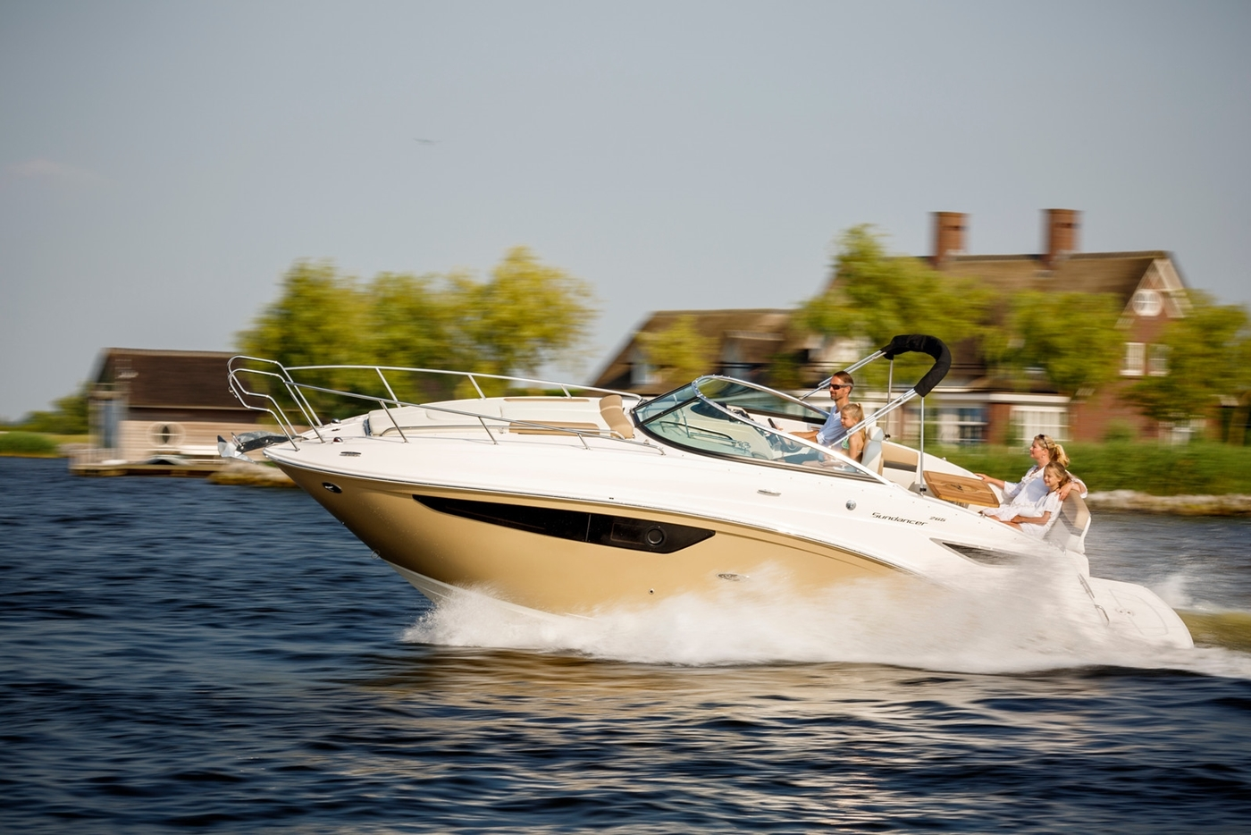 Sea Ray Sundancer 265 E
