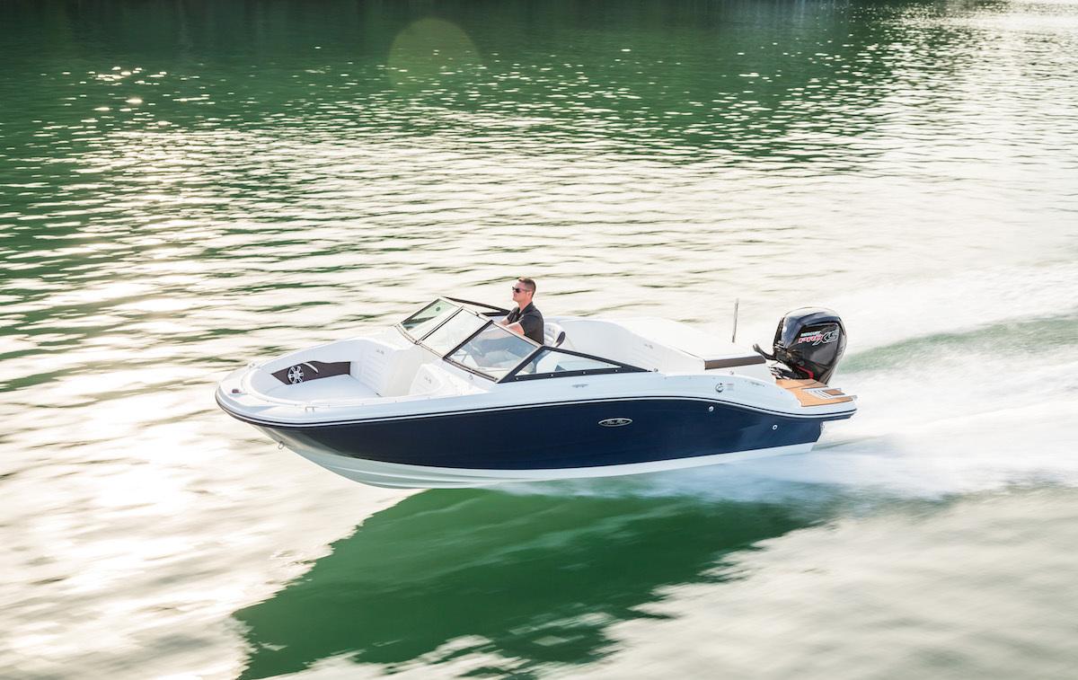 Sea Ray SPOE 190