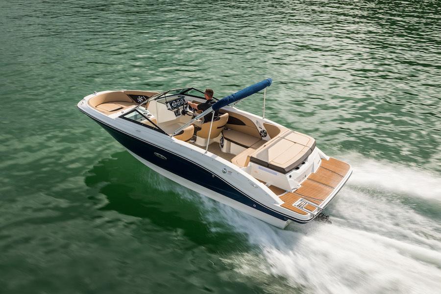 Sea Ray SPXE 210