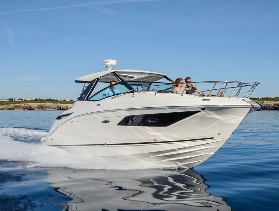 Sea Ray Sundancer 320 E