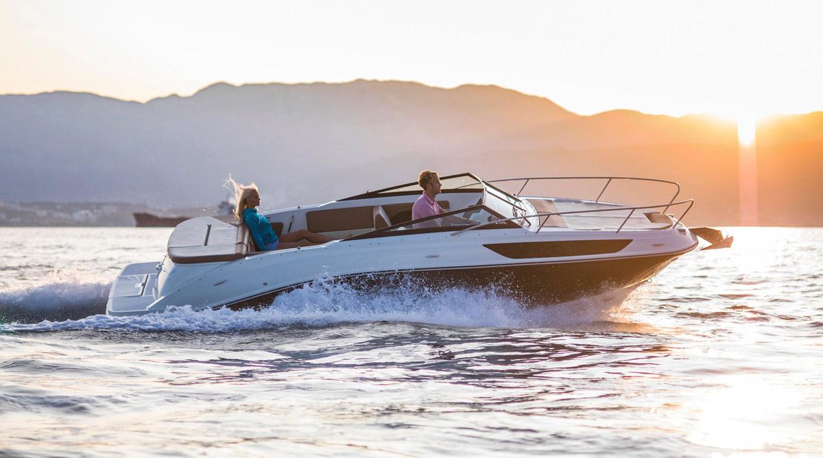Sea Ray Sun Sport 230 E