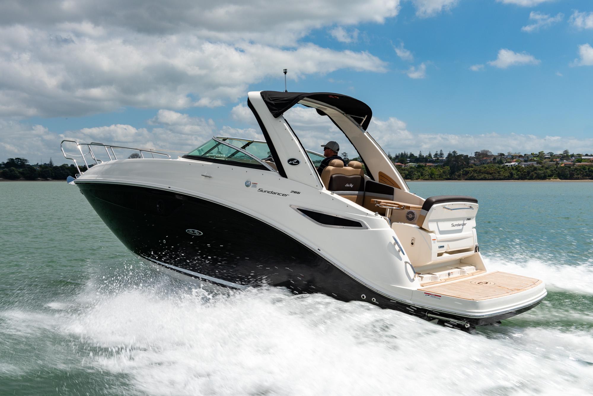 Sea Ray Sundancer 265 E