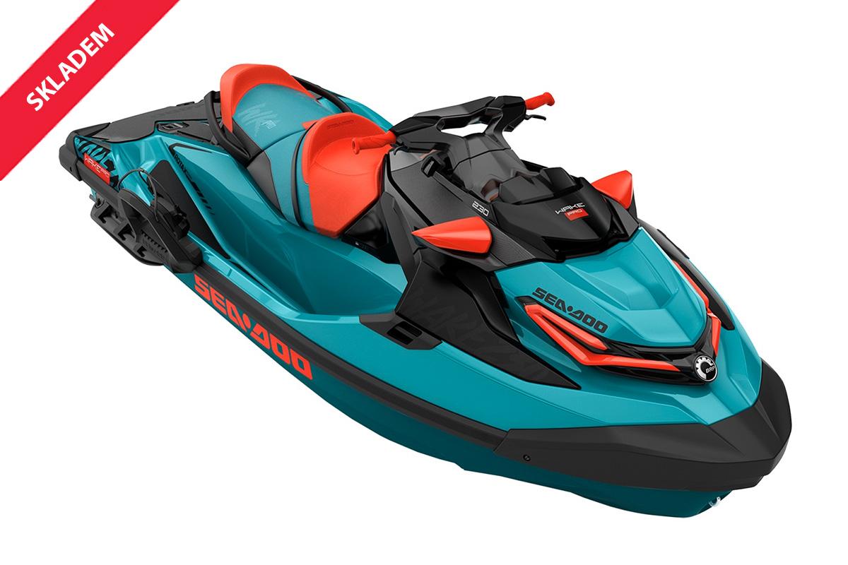 Sea Doo WAKE 230 PRO 3-up 230 HP